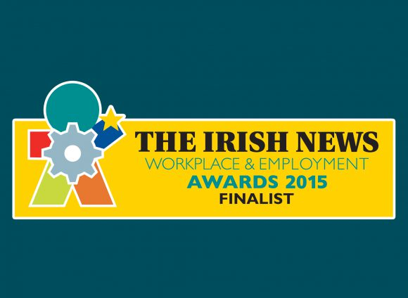Parker Green 'Best Place to Work' finalist at Irish News Workplace & Employment Awards 2015