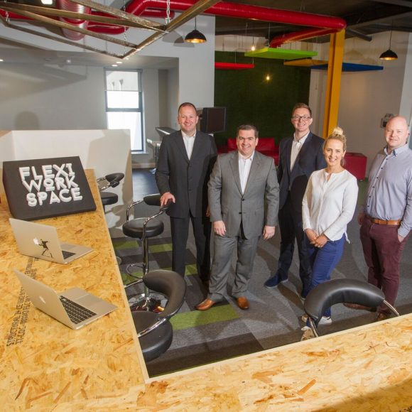 Parker Green Invest £250,000 in Coworking Space in Newry