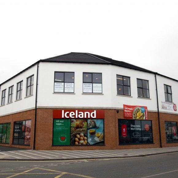 Parker Green Complete Development for Food Retailer Iceland